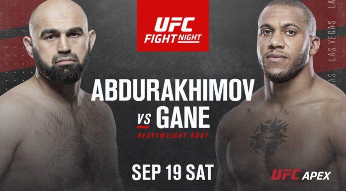 Бой Шамиля Абдурахимова против Сирила Гейна состоится 19 сентября