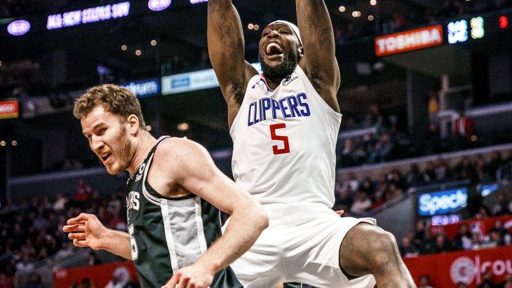 «Клипперс» побил пять рекордов НБА