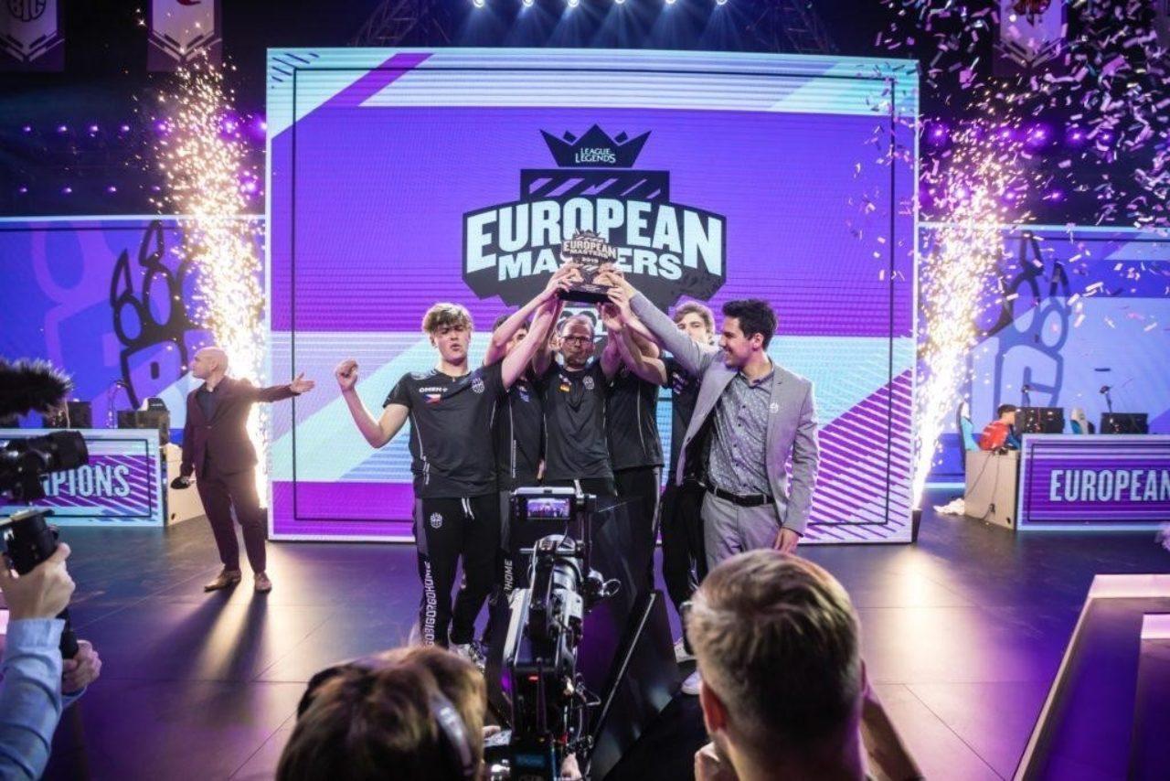Стартовал шестой турнир European Masters - Summer 2020