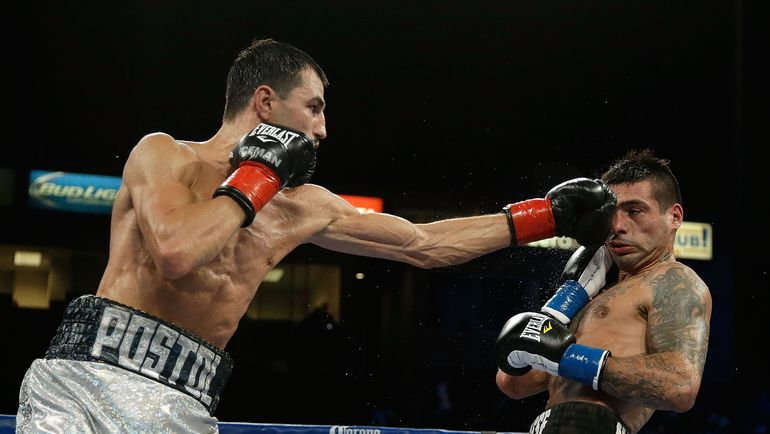 Украинец подерется за два чемпионских пояса