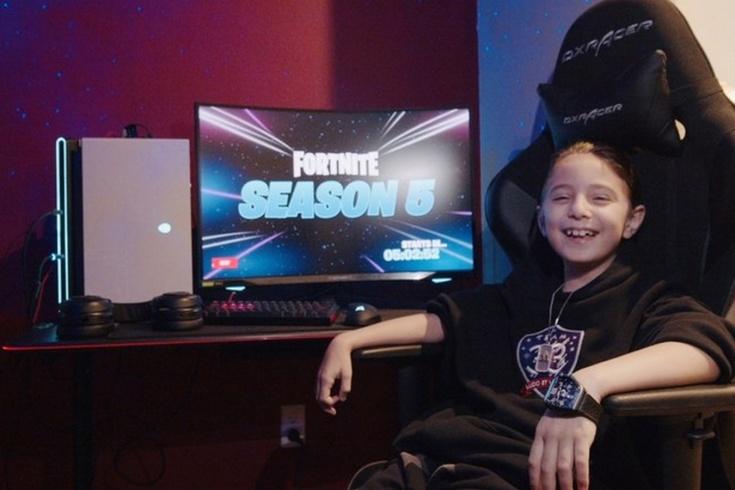 8-летний киберспортсмен подписал контракт с профессиональным клубом