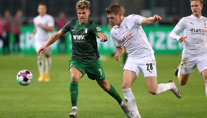 «Аугсбург» показал «Шахтеру» как забивать «Боруссии»