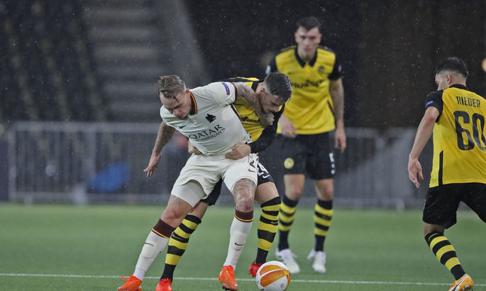 «Байер» установил личный рекорд результативности в Лиге Европы