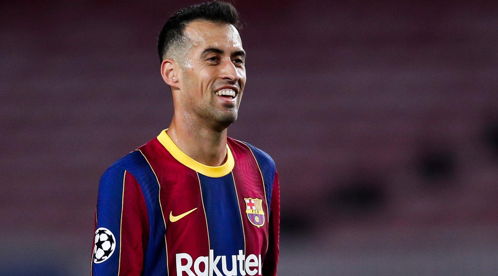 «Барселона» ради Кессье продаст Бускетса