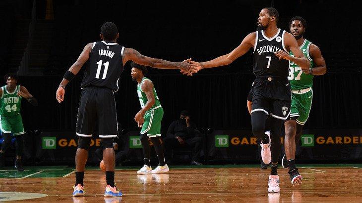 «Бруклин» установил рекорд НБА