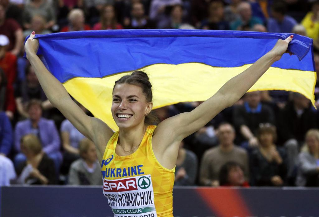 Четыре украинские легкоатлетки вошли в число лучших в мире