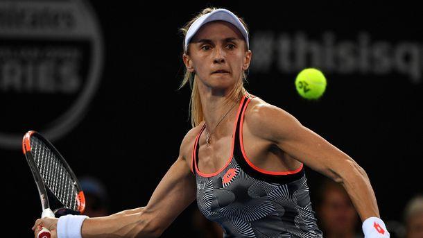 Цуренко покинула турнир в Люксембурге