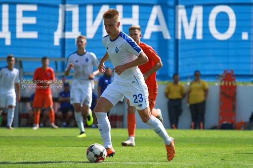 «Динамо» дозаявило двух игроков на Лигу чемпионов