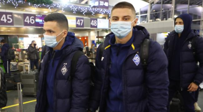 «Динамо» улетело на сбор в Эмираты без четырех игроков