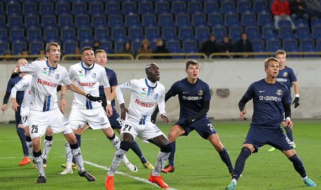 «Днепр-1» разбил «Черноморец» во втором туре украинской Премьер-лиги