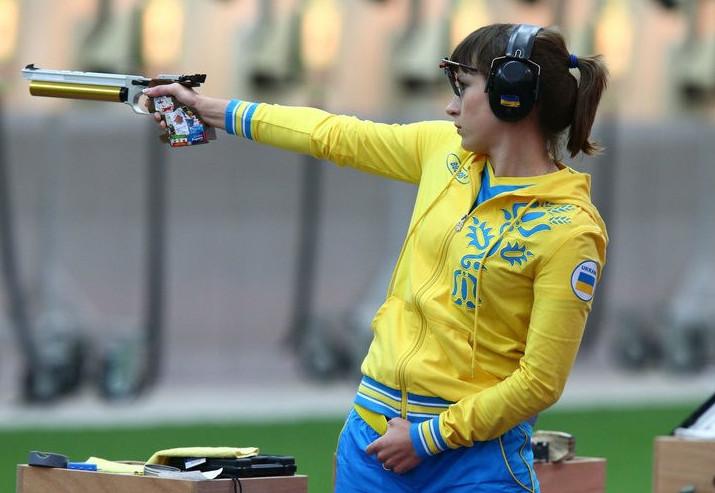 Елена Костевич не квалифицировалась в финал турнира по стрельбе