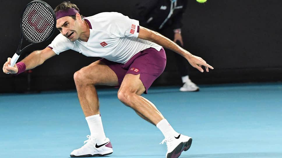 Федерер не оправился от травмы и пропустит Australian Open