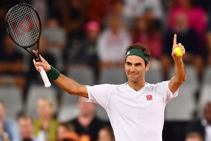 Федерер выступит на Олимпиаде в Японии