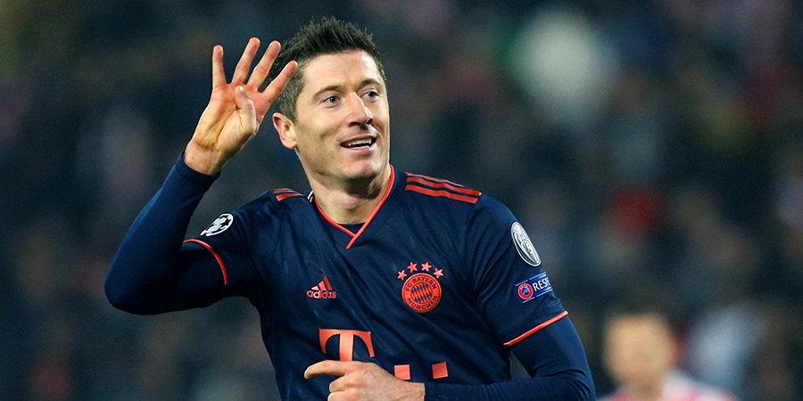 ФИФА назвала претендентов на звание лучшего футболиста года