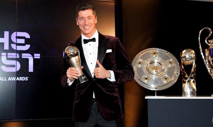 ФИФА назвала игрока года