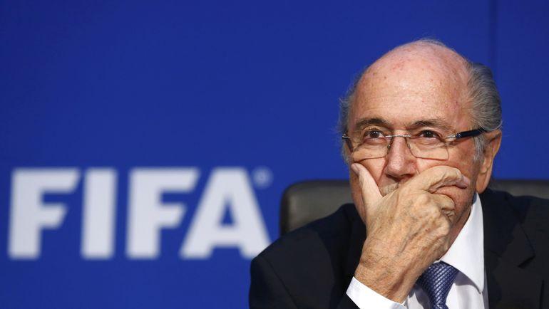 ФИФА подала в суд на бывшего президента