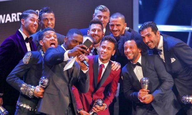 ФИФА раздаст награды в середине декабря