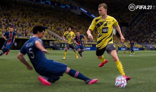 FIFA21 получила рекордно низкую оценку за историю
