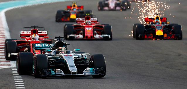 «Формула-1» представила календарь на следующий год