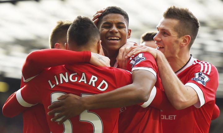 Форвард «Манчестер Юнайтед» повторил достижение своего тренера