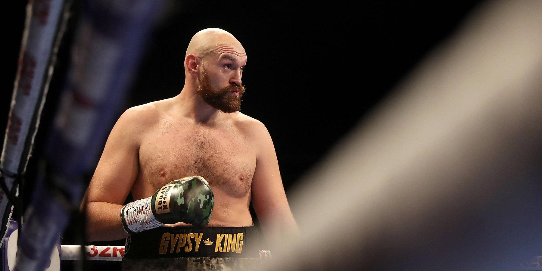 Фьюри проведет на профессиональном ринге еще 2 или 3 боя