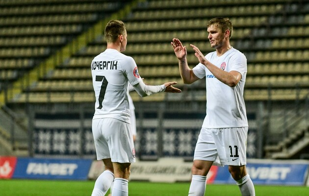 Где смотреть матч «Зари» с «Брагой» в Лиге Европы