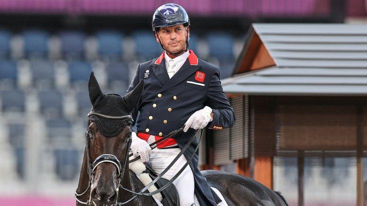 Германия выиграла золото в командной выездке на Олимпиаде