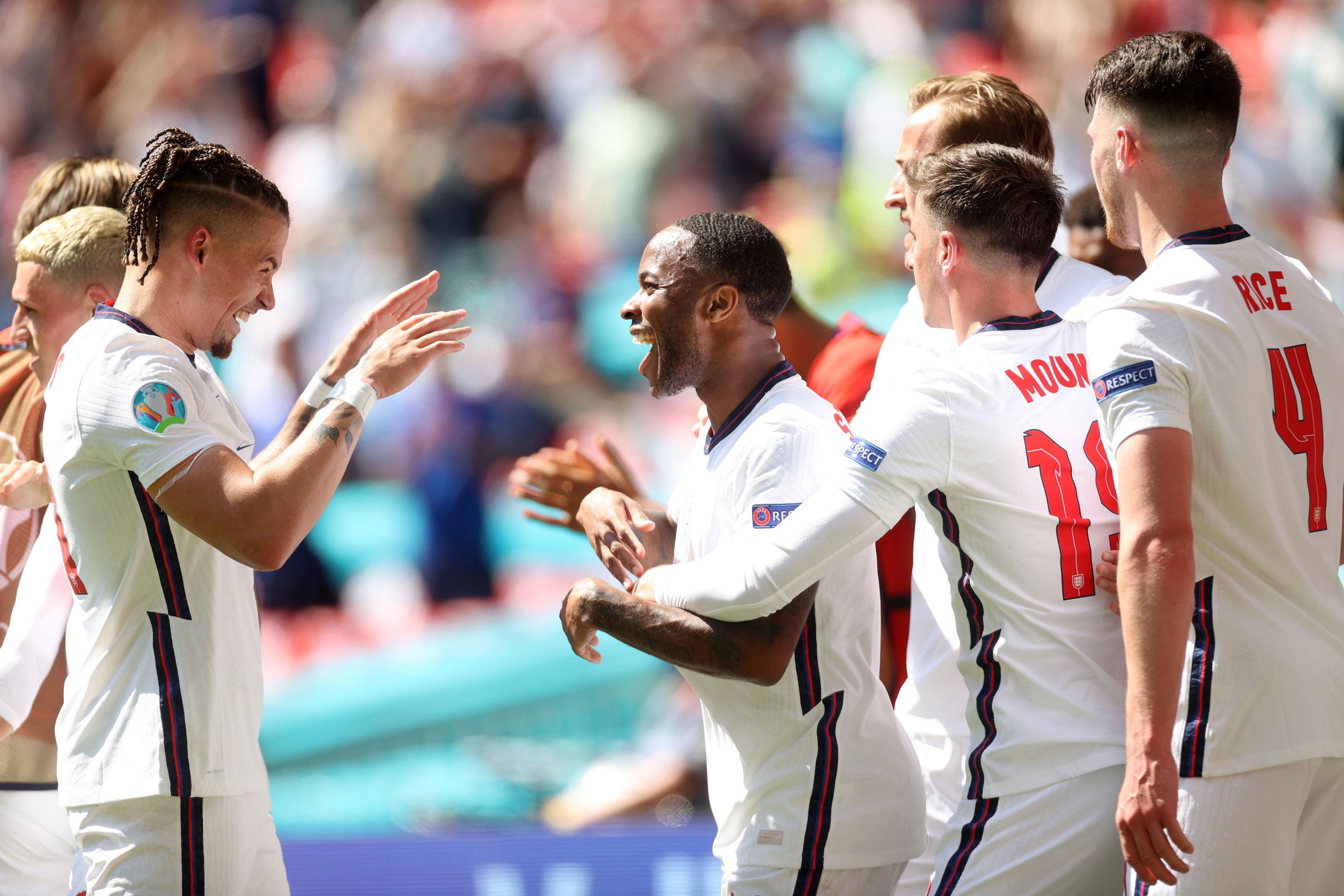 Гол Стерлинга обеспечил Англии минимальную победу над Хорватией