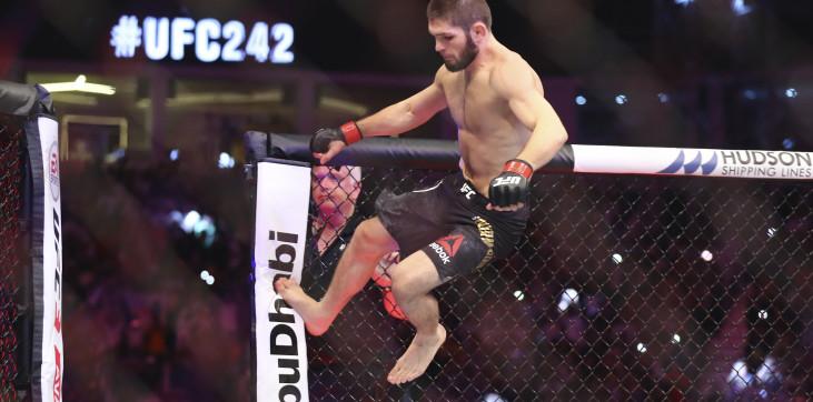 Хабиб назвал сильнейшего бойца ММА
