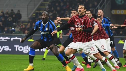 Ибрагимович вывел «Милан» в лидеры Серии А