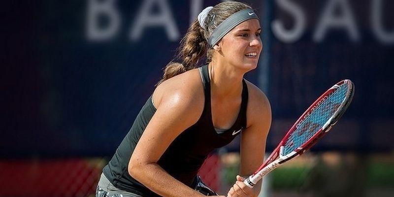 Калинина не продолжит выступления на турнире в Портороже