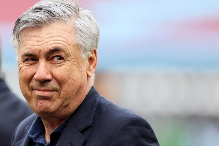 Карло Анчелотти возвращается в «Реал»