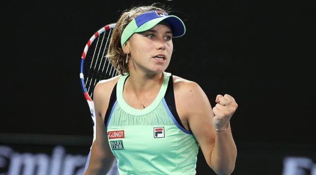 Кенин стала последней полуфиналисткой «Ролан Гаррос»