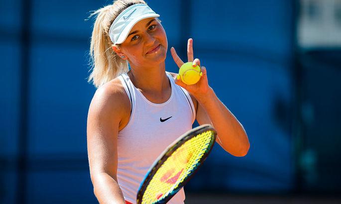 Костюк обыграла первую сеяную и вышла в полуфинал