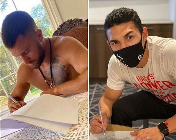 Ломаченко и Лопес подписали контракт на бой