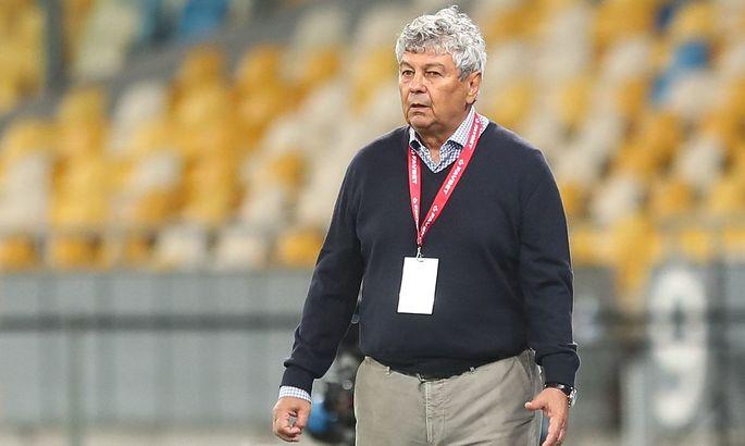 Луческу рассказал, что его расстроило в игре с «Барселоной»
