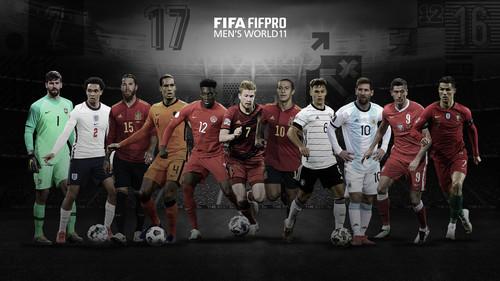 Лучший вратарь мира не попал в команду года ФИФА