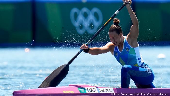 Лузан добыла для Украины девятую медаль на Олимпиаде