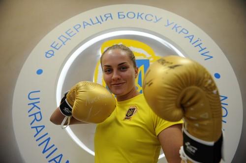 Лысенко прошла в 1/4 финала женского турнира по боксу на Олимпийских Играх в категории до 69 кг