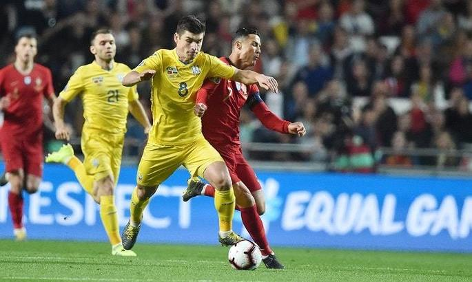 Малиновский обошел Роналду в FIFA 21