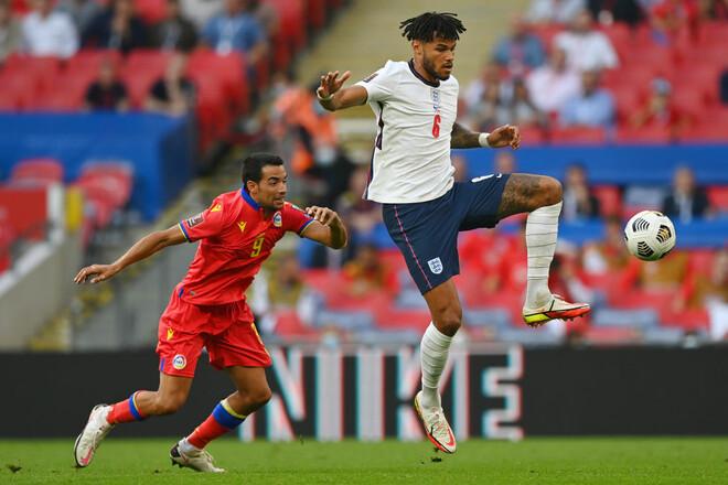 Матч сборных Андорры и Англии не перенесут, несмотря на пожар на стадионе