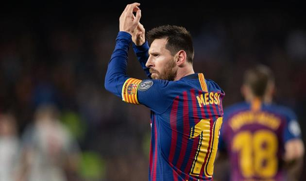 Месси подпишет контракт с «Барселоной» на пять лет, но полгода, возможно, пропустит