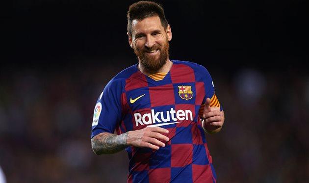 Месси продлит контракт с «Барселоной», Гризманна могут продать