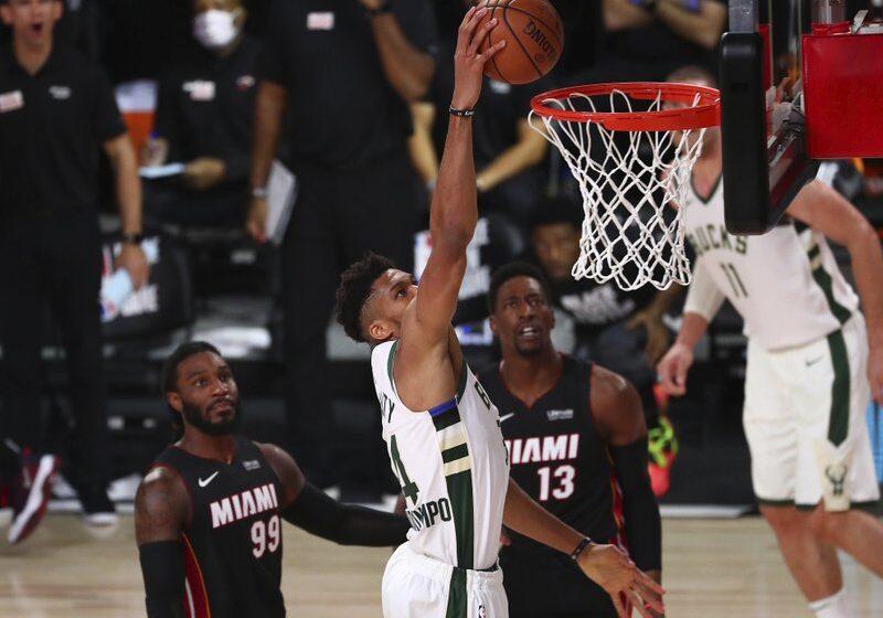 «Милуоки» установил рекорд НБА