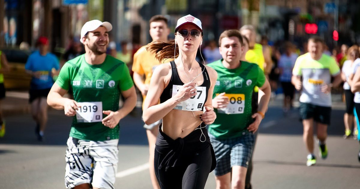 На харьковском марафоне умер бегун