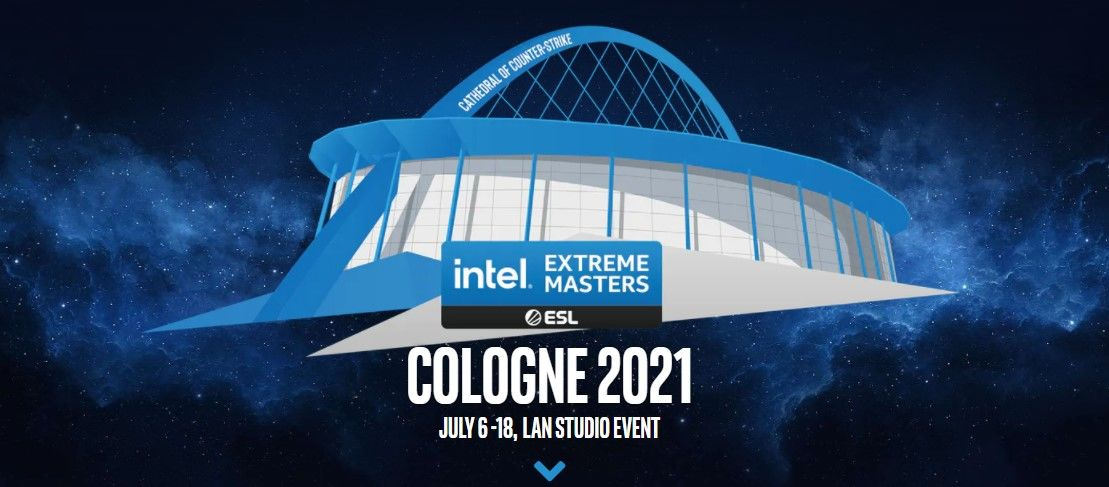 NAVI – в гранд-финале IEM Cologne 2021