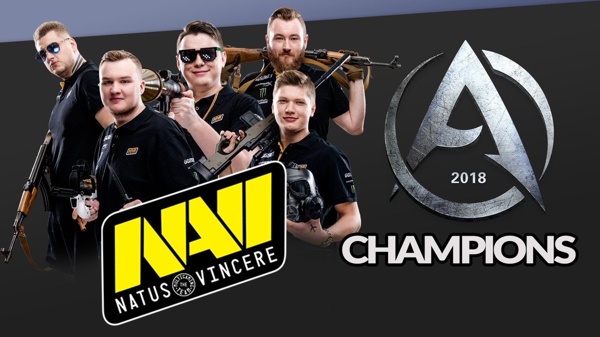 NAVI вышла в гранд-финал ESL Pro League Season 12: Europe по CS:GO