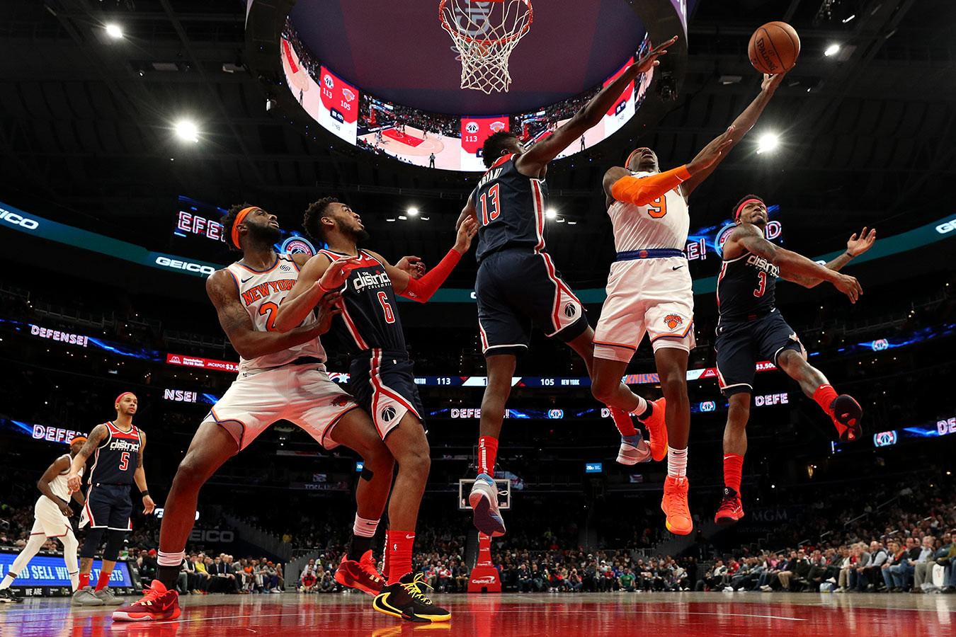 НБА хочет сократить количество матчей и стартовать до Нового года