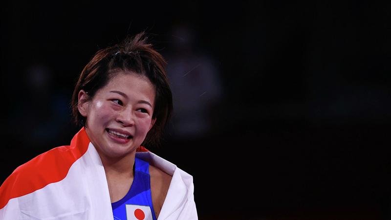 Невероятный камбэк: японка выиграла золотую медаль, уступая 0:4
