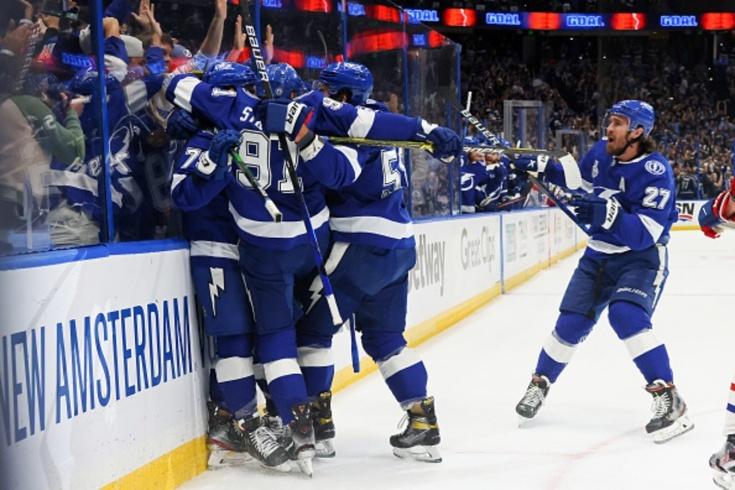 НХЛ: Чемпион Кубка Стэнли известен